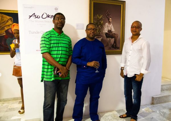 Laurent Perrier and Arabas Homemade sponsors The Woven Beauty Exhibition - Bellanaija - November2014001 (34)