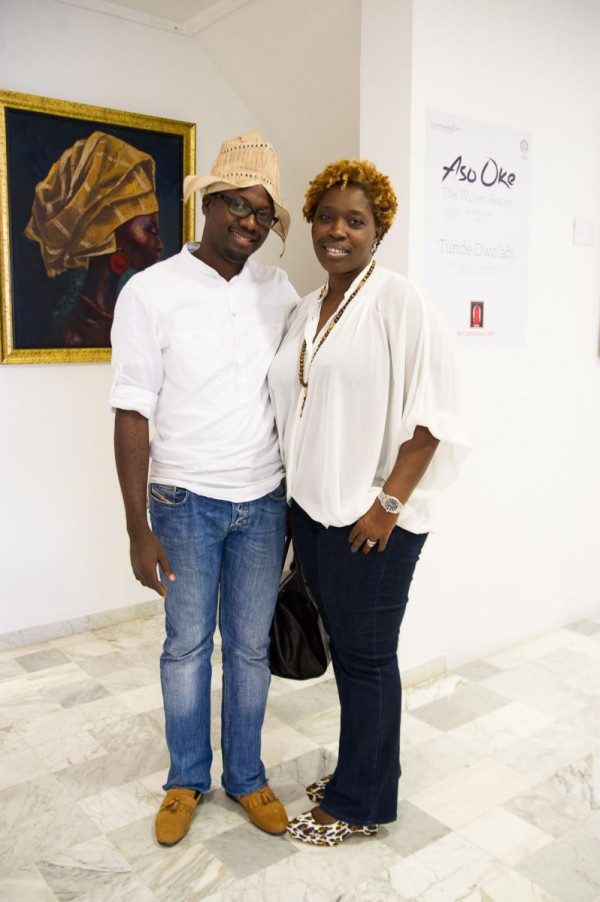 Laurent Perrier and Arabas Homemade sponsors The Woven Beauty Exhibition - Bellanaija - November2014001 (37)