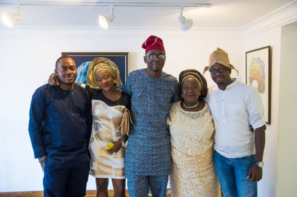 Laurent Perrier and Arabas Homemade sponsors The Woven Beauty Exhibition - Bellanaija - November2014001 (4)