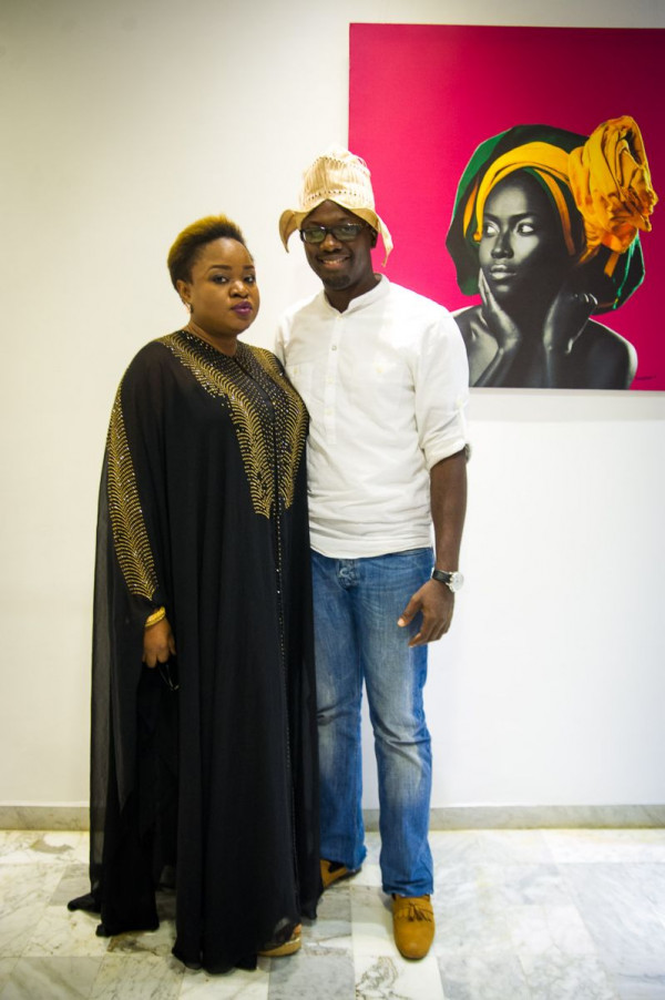 Laurent Perrier and Arabas Homemade sponsors The Woven Beauty Exhibition - Bellanaija - November2014001 (40)