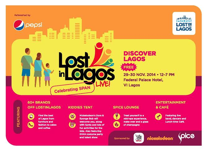 Lost In Lagos LIVE - BellaNaija - November 2014