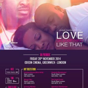 Love or Something Like That - BellaNaija - November 2014