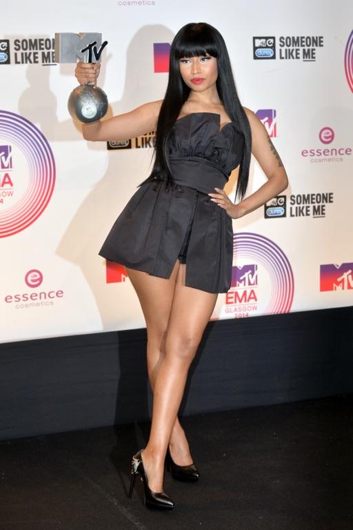 MTV EMA's 2014 - Winners Room