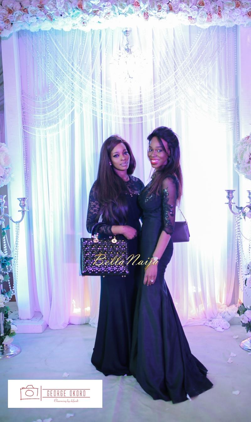 Maryam Augie & Albulmumin Jibrin | 30th Birthday | Abuja Nigeria Muslim Wedding at Blue Velvet | BellaNaija 0.George Okoro-102