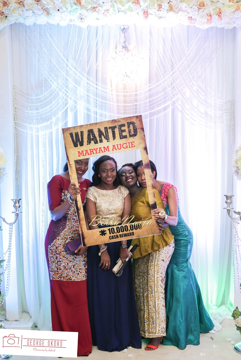 Maryam Augie & Albulmumin Jibrin | 30th Birthday | Abuja Nigeria Muslim Wedding at Blue Velvet | BellaNaija 0.George Okoro-122