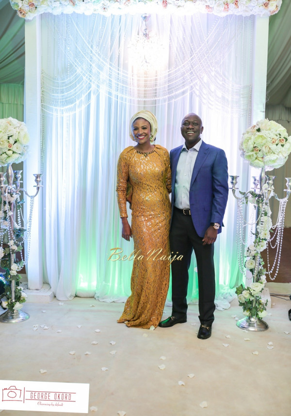 Maryam Augie & Albulmumin Jibrin | 30th Birthday | Abuja Nigeria Muslim Wedding at Blue Velvet | BellaNaija 0.George Okoro-126