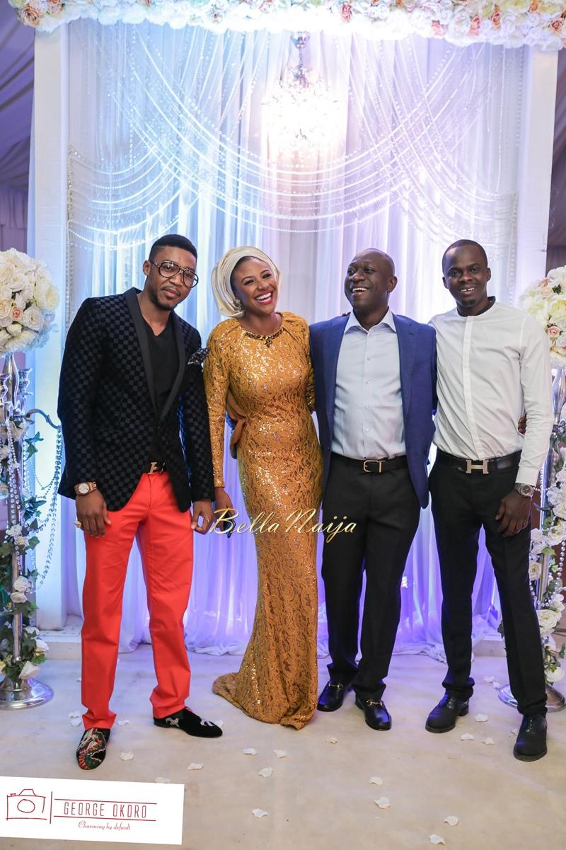 Maryam Augie & Albulmumin Jibrin | 30th Birthday | Abuja Nigeria Muslim Wedding at Blue Velvet | BellaNaija 0.George Okoro-129