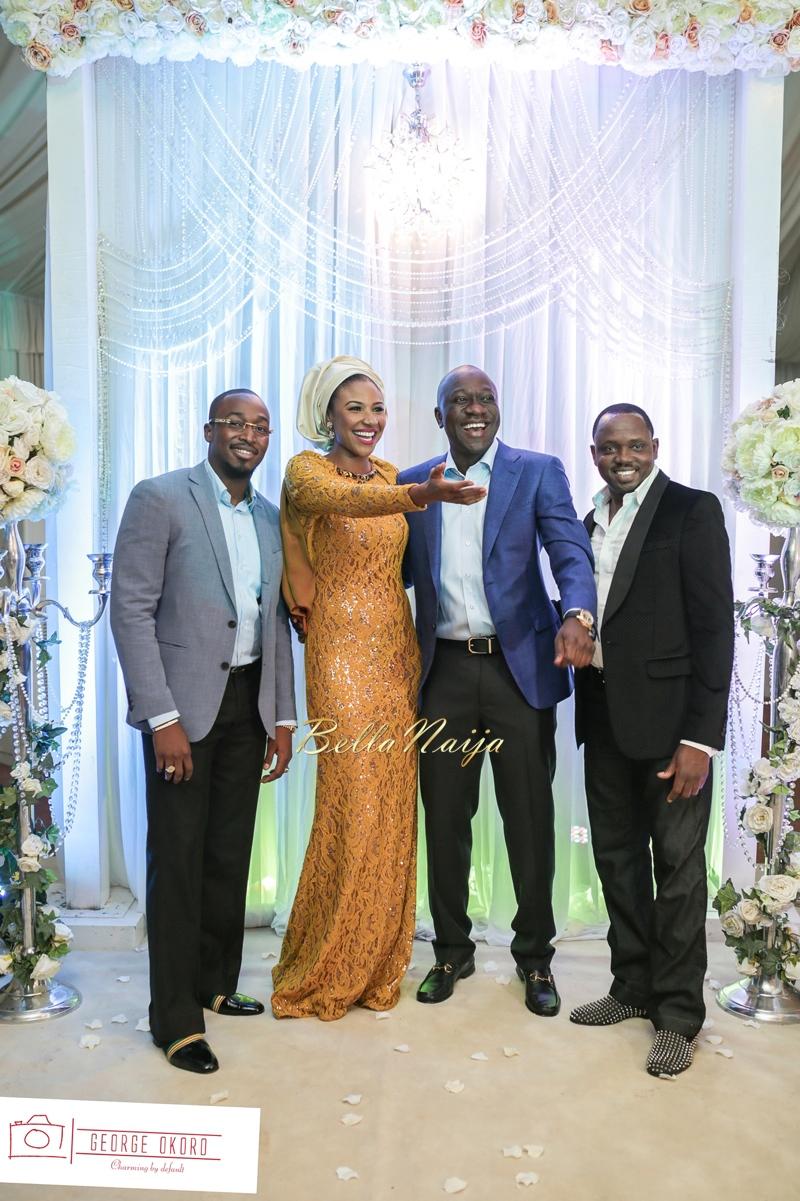 Maryam Augie & Albulmumin Jibrin | 30th Birthday | Abuja Nigeria Muslim Wedding at Blue Velvet | BellaNaija 0.George Okoro-137