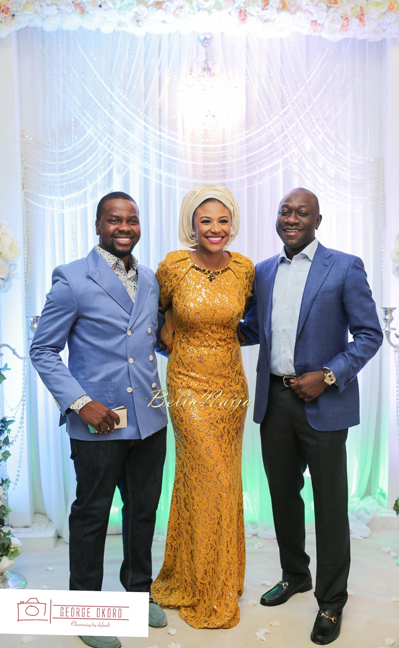 Maryam Augie & Albulmumin Jibrin | 30th Birthday | Abuja Nigeria Muslim Wedding at Blue Velvet | BellaNaija 0.George Okoro-141