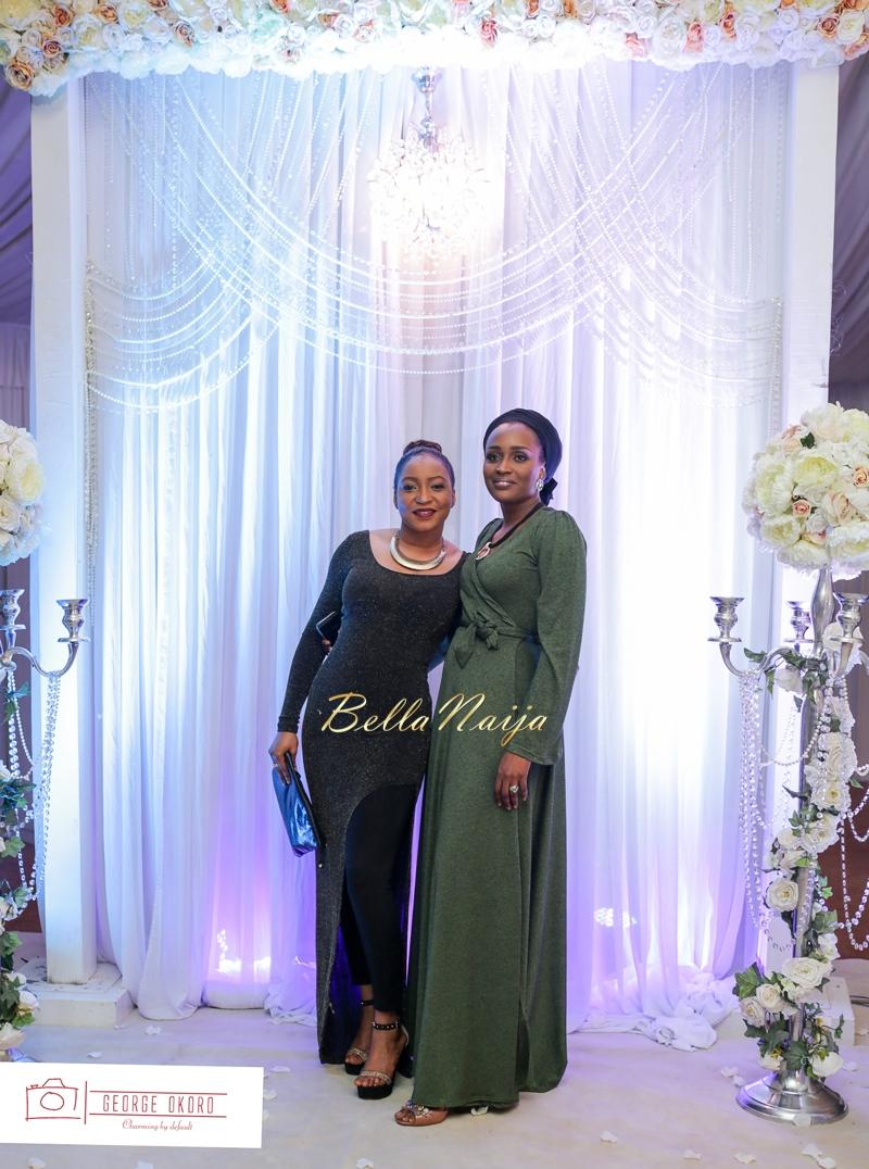 Maryam Augie & Albulmumin Jibrin | 30th Birthday | Abuja Nigeria Muslim Wedding at Blue Velvet | BellaNaija 0.George Okoro-144