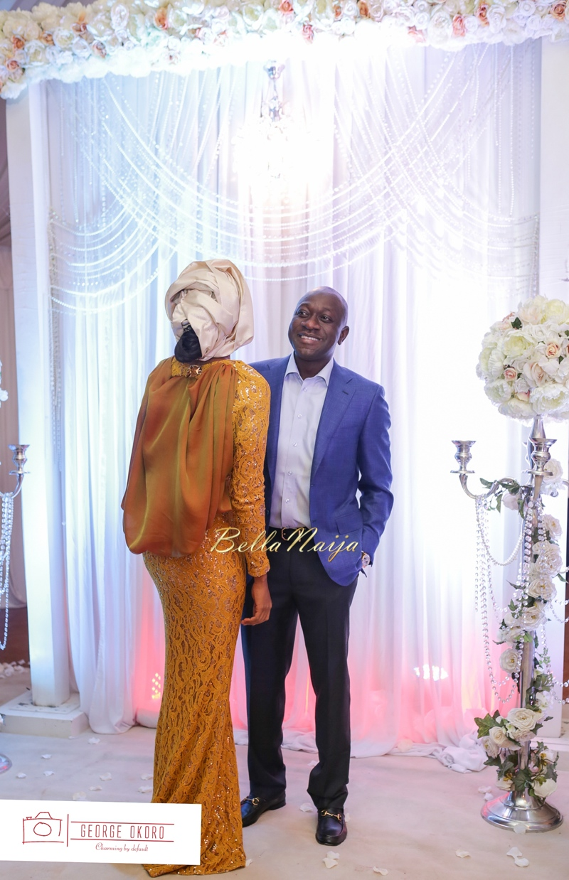 Maryam Augie & Albulmumin Jibrin | 30th Birthday | Abuja Nigeria Muslim Wedding at Blue Velvet | BellaNaija 0.George Okoro-146