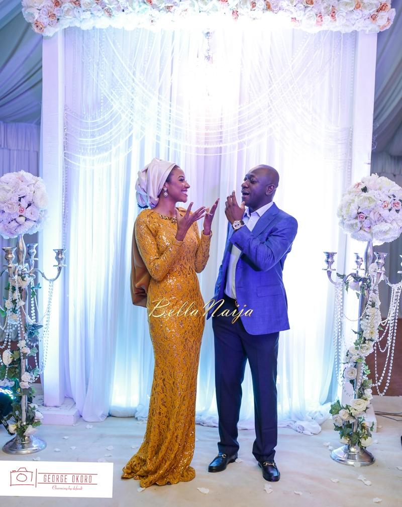 Maryam Augie & Albulmumin Jibrin | 30th Birthday | Abuja Nigeria Muslim Wedding at Blue Velvet | BellaNaija 0.George Okoro-147