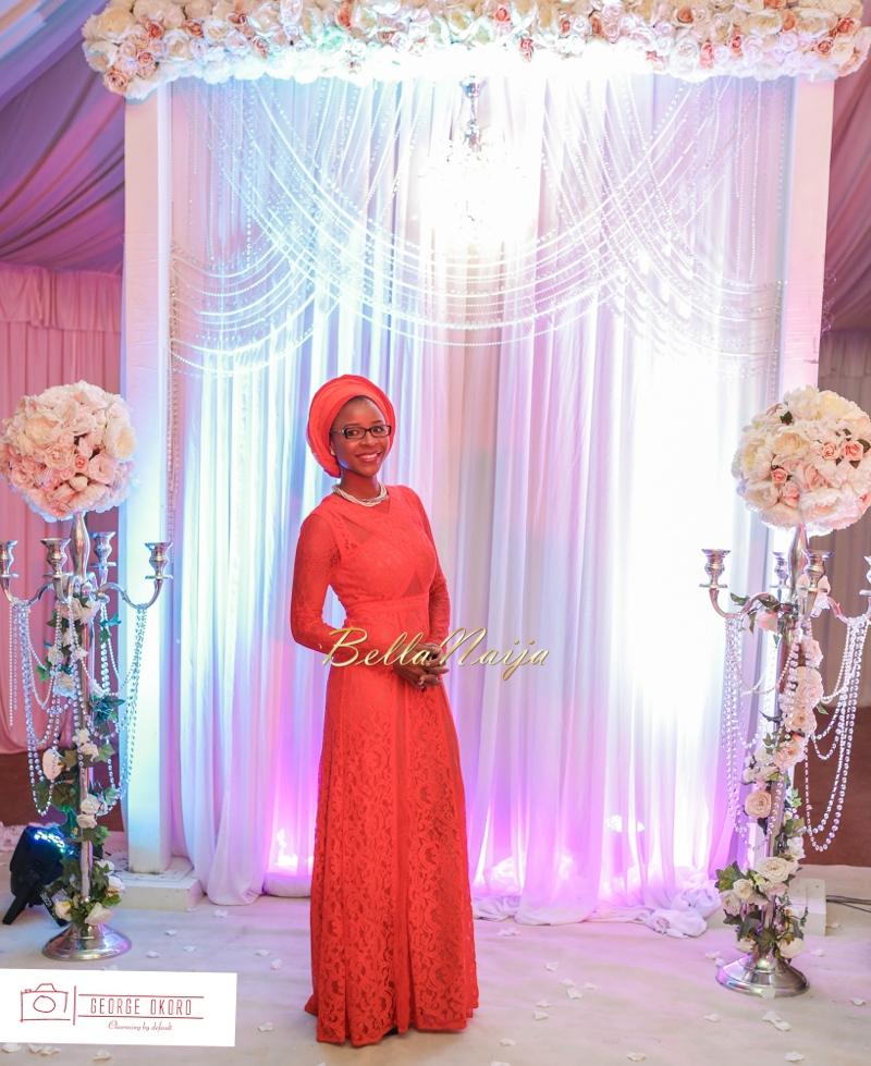 Maryam Augie & Albulmumin Jibrin | 30th Birthday | Abuja Nigeria Muslim Wedding at Blue Velvet | BellaNaija 0.George Okoro-153