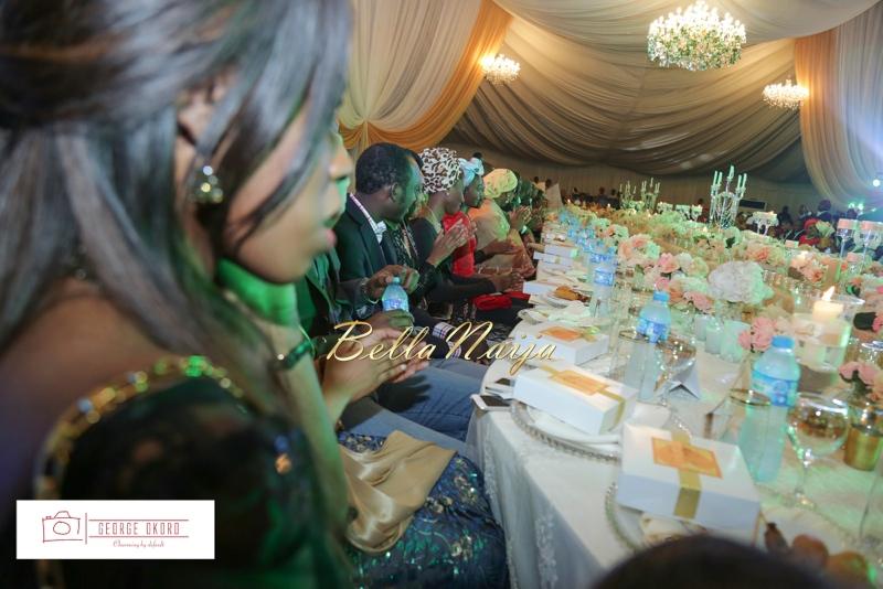 Maryam Augie & Albulmumin Jibrin | 30th Birthday | Abuja Nigeria Muslim Wedding at Blue Velvet | BellaNaija 0.George Okoro-170