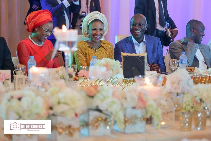 Maryam Augie & Albulmumin Jibrin | 30th Birthday | Abuja Nigeria Muslim Wedding at Blue Velvet | BellaNaija 0.George Okoro-183