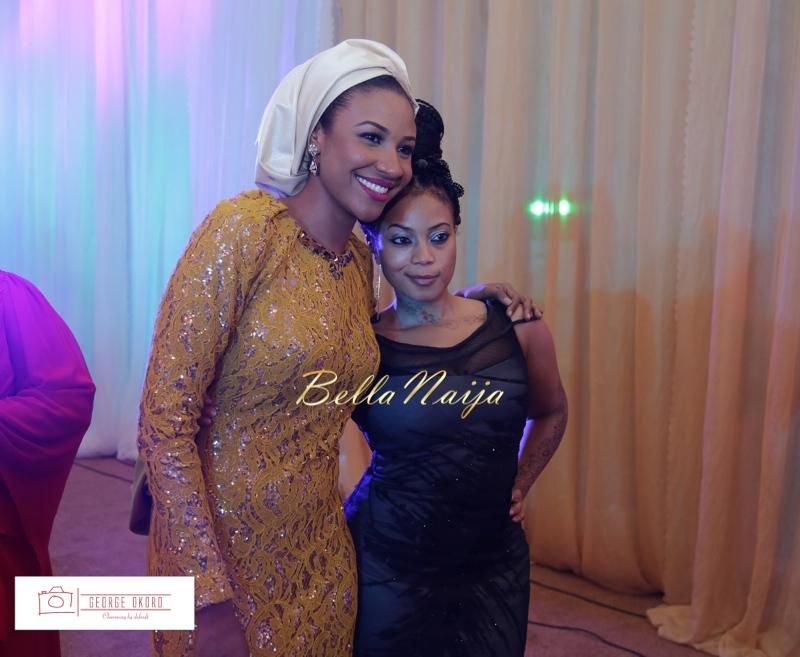 Maryam Augie & Albulmumin Jibrin | 30th Birthday | Abuja Nigeria Muslim Wedding at Blue Velvet | BellaNaija 0.George Okoro-207