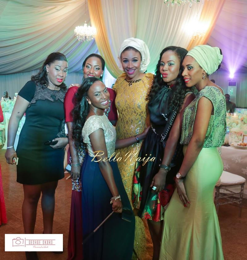 Maryam Augie & Albulmumin Jibrin | 30th Birthday | Abuja Nigeria Muslim Wedding at Blue Velvet | BellaNaija 0.George Okoro-214