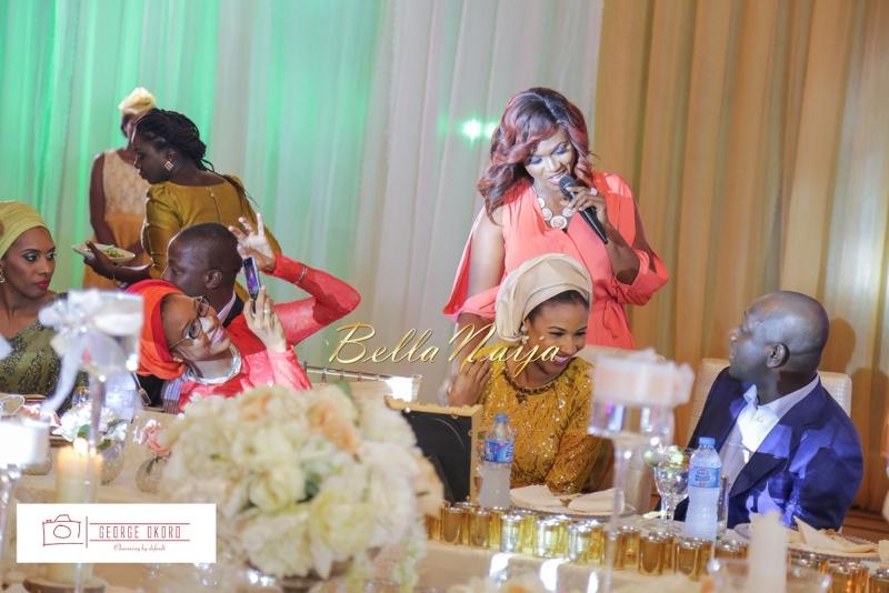 Maryam Augie & Albulmumin Jibrin | 30th Birthday | Abuja Nigeria Muslim Wedding at Blue Velvet | BellaNaija 0.George Okoro-220