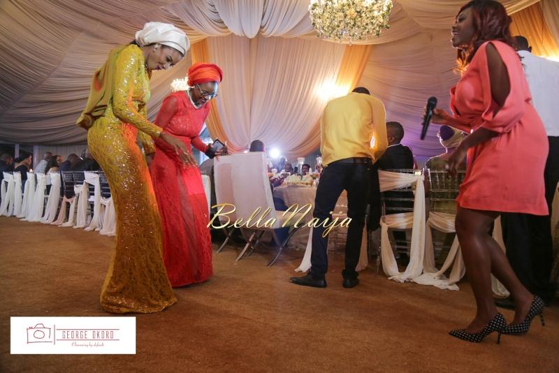 Maryam Augie & Albulmumin Jibrin | 30th Birthday | Abuja Nigeria Muslim Wedding at Blue Velvet | BellaNaija 0.George Okoro-222