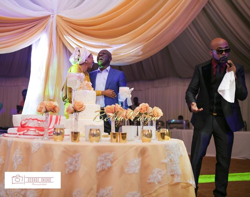 Maryam Augie & Albulmumin Jibrin | 30th Birthday | Abuja Nigeria Muslim Wedding at Blue Velvet | BellaNaija 0.George Okoro-240