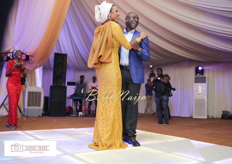 Maryam Augie & Albulmumin Jibrin | 30th Birthday | Abuja Nigeria Muslim Wedding at Blue Velvet | BellaNaija 0.George Okoro-251