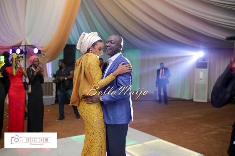 Maryam Augie & Albulmumin Jibrin | 30th Birthday | Abuja Nigeria Muslim Wedding at Blue Velvet | BellaNaija 0.George Okoro-254