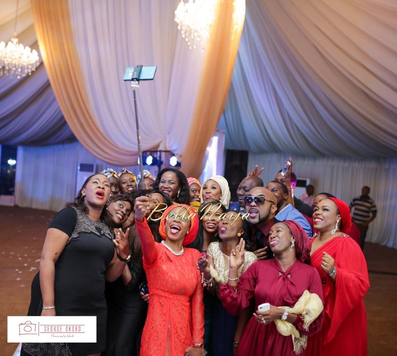 Maryam Augie & Albulmumin Jibrin | 30th Birthday | Abuja Nigeria Muslim Wedding at Blue Velvet | BellaNaija 0.George Okoro-256