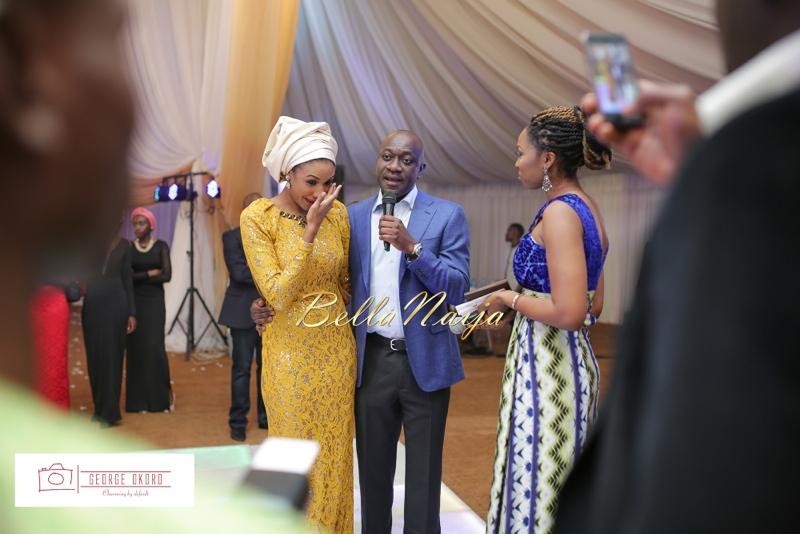 Maryam Augie & Albulmumin Jibrin | 30th Birthday | Abuja Nigeria Muslim Wedding at Blue Velvet | BellaNaija 0.George Okoro-264