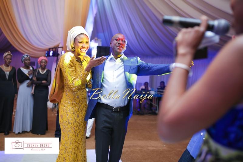 Maryam Augie & Albulmumin Jibrin | 30th Birthday | Abuja Nigeria Muslim Wedding at Blue Velvet | BellaNaija 0.George Okoro-268