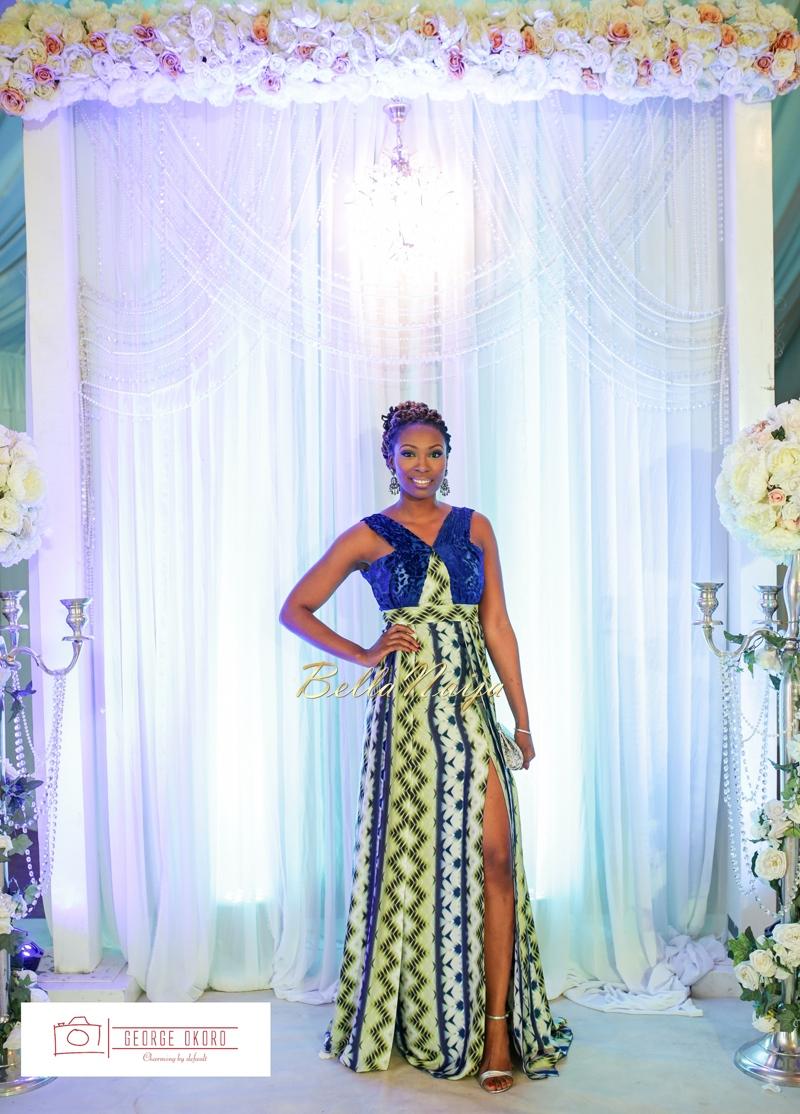 Maryam Augie & Albulmumin Jibrin | 30th Birthday | Abuja Nigeria Muslim Wedding at Blue Velvet | BellaNaija 0.George Okoro-58