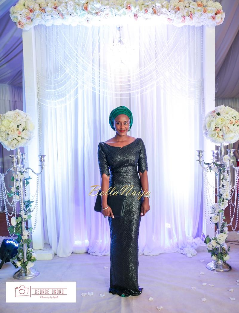 Maryam Augie & Albulmumin Jibrin | 30th Birthday | Abuja Nigeria Muslim Wedding at Blue Velvet | BellaNaija 0.George Okoro-72