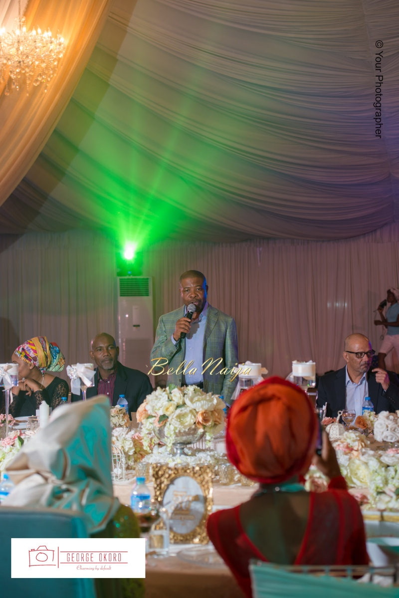 Maryam Augie & Albulmumin Jibrin | 30th Birthday | Abuja Nigeria Muslim Wedding at Blue Velvet | BellaNaija 0George Okoro-200v2