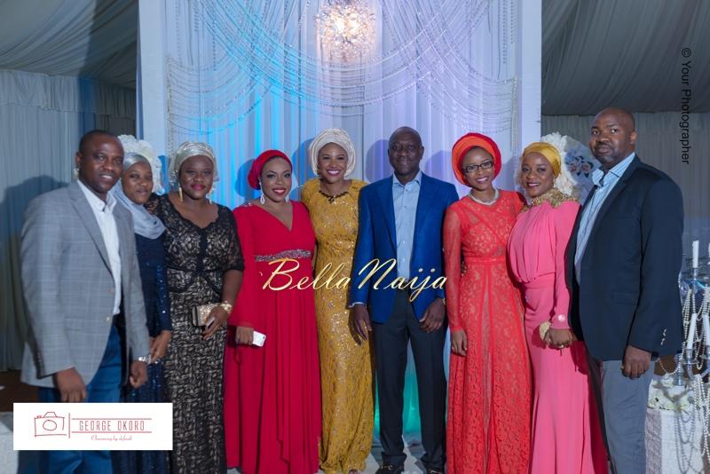 Maryam Augie & Albulmumin Jibrin | 30th Birthday | Abuja Nigeria Muslim Wedding at Blue Velvet | BellaNaija 0George Okoro-215v2