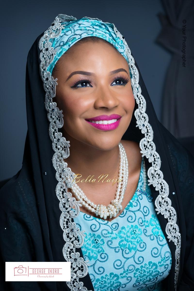 Maryam Augie & Albulmumin Jibrin | 30th Birthday | Abuja Nigeria Muslim Wedding at Blue Velvet | BellaNaija 0George Okoro-21v2