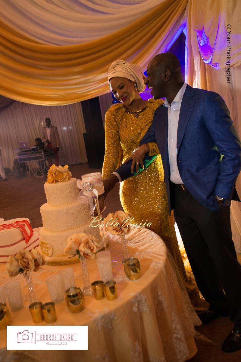 Maryam Augie & Albulmumin Jibrin | 30th Birthday | Abuja Nigeria Muslim Wedding at Blue Velvet | BellaNaija 0George Okoro-221v2