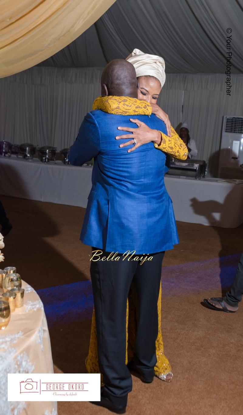 Maryam Augie & Albulmumin Jibrin | 30th Birthday | Abuja Nigeria Muslim Wedding at Blue Velvet | BellaNaija 0George Okoro-222v2