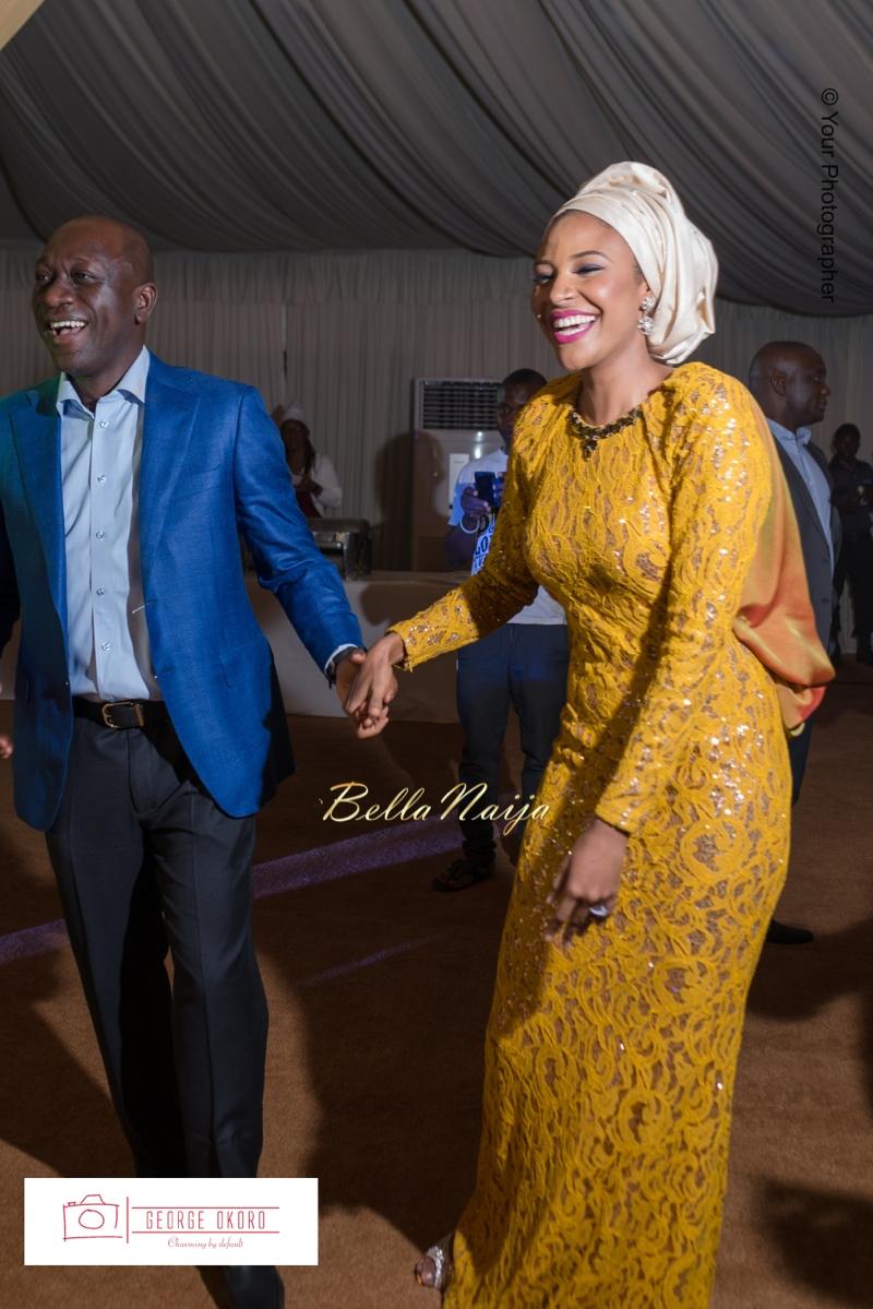 Maryam Augie & Albulmumin Jibrin | 30th Birthday | Abuja Nigeria Muslim Wedding at Blue Velvet | BellaNaija 0George Okoro-223v2