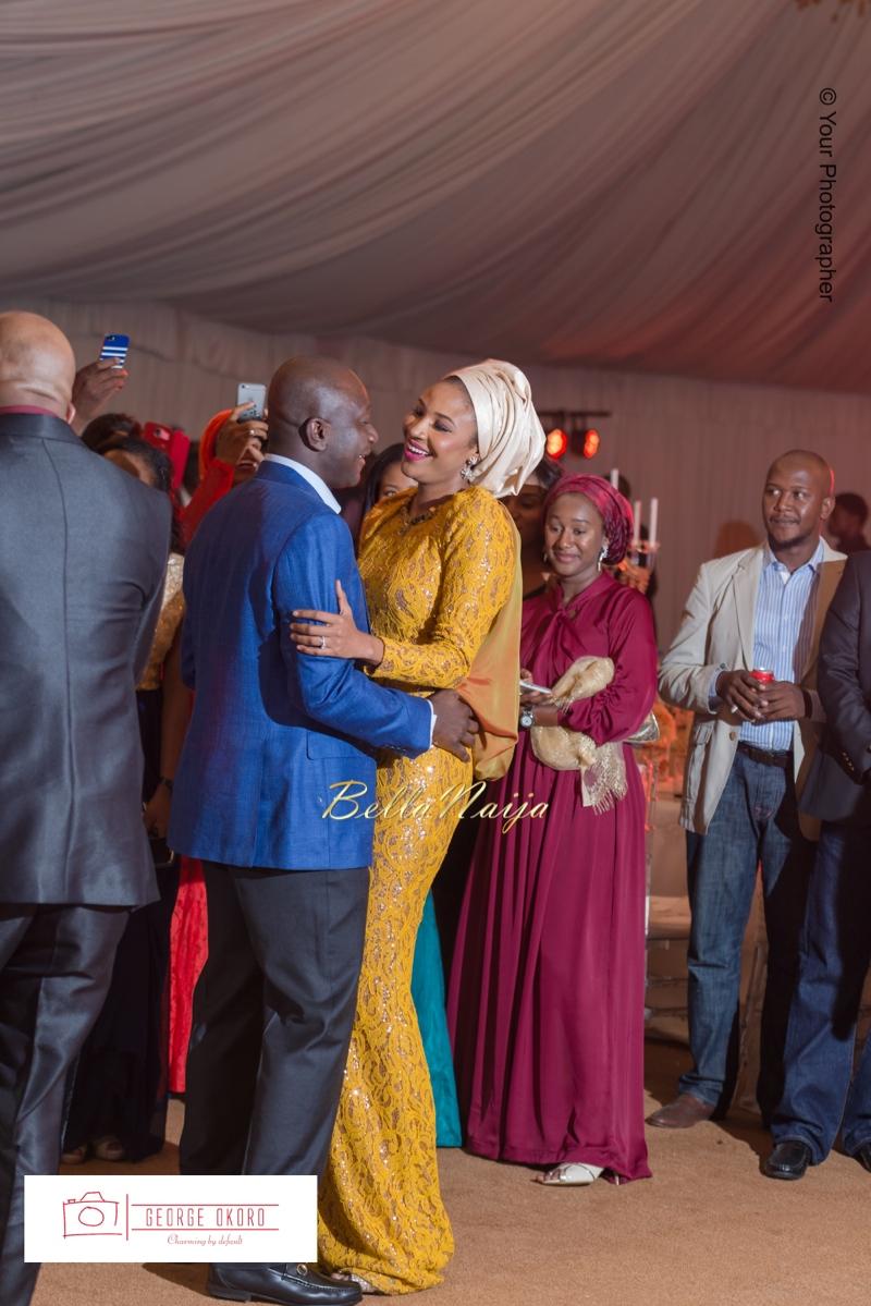 Maryam Augie & Albulmumin Jibrin | 30th Birthday | Abuja Nigeria Muslim Wedding at Blue Velvet | BellaNaija 0George Okoro-225v2