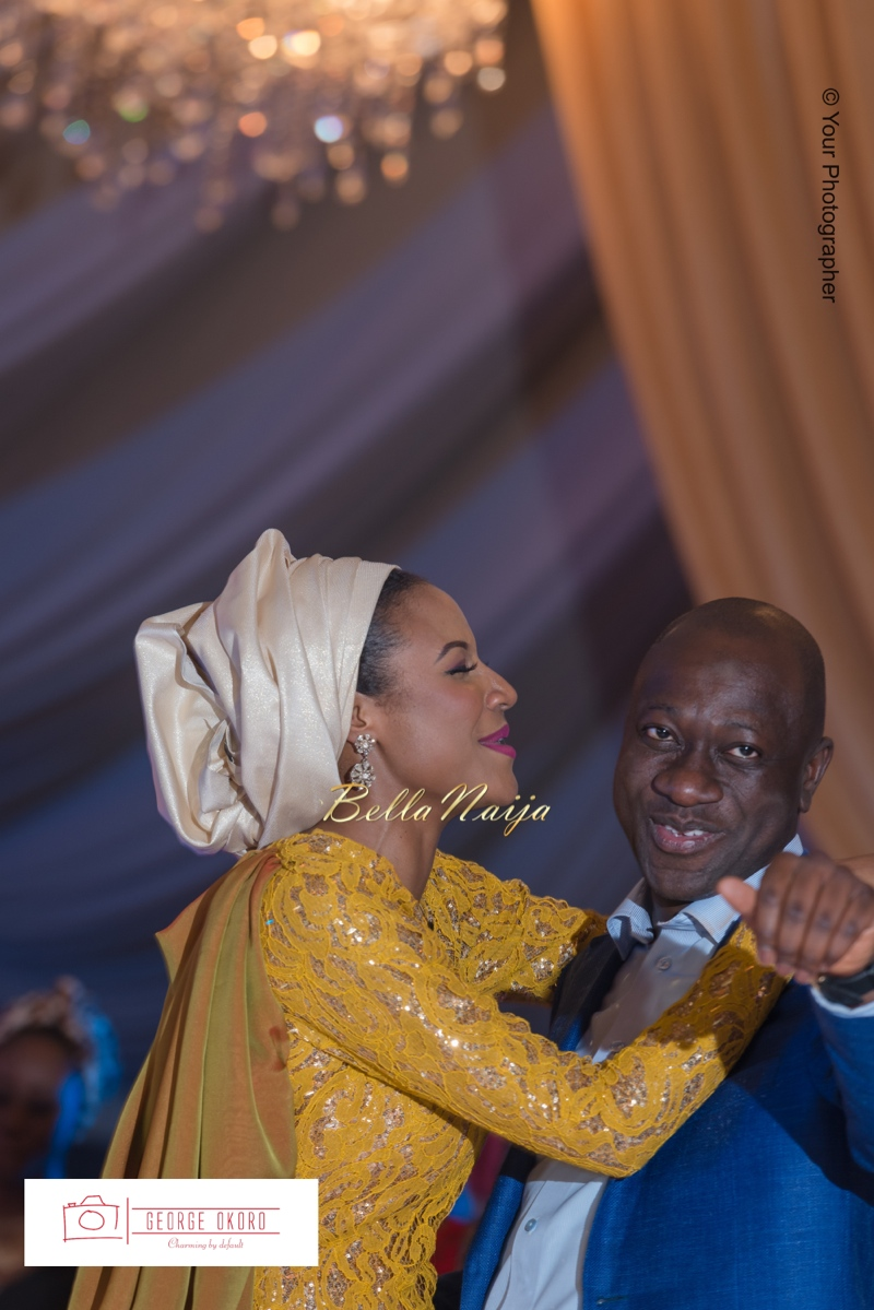 Maryam Augie & Albulmumin Jibrin | 30th Birthday | Abuja Nigeria Muslim Wedding at Blue Velvet | BellaNaija 0George Okoro-230v2