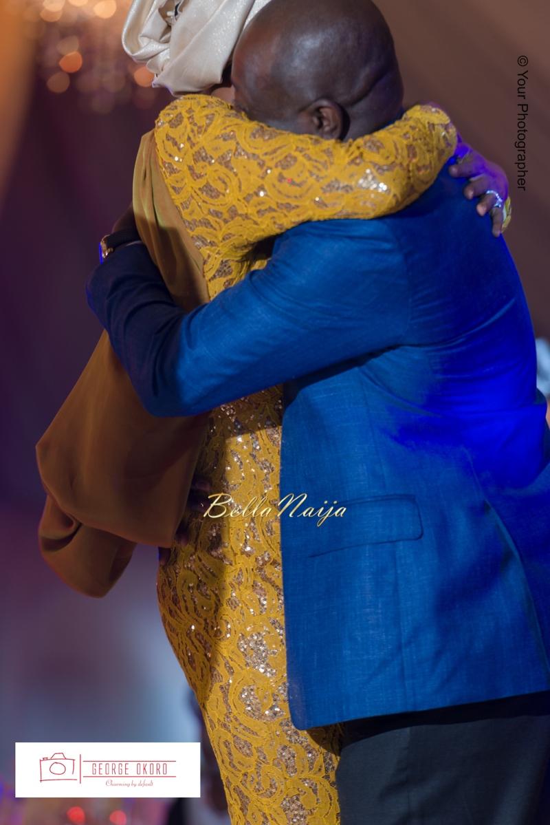 Maryam Augie & Albulmumin Jibrin | 30th Birthday | Abuja Nigeria Muslim Wedding at Blue Velvet | BellaNaija 0George Okoro-236v2