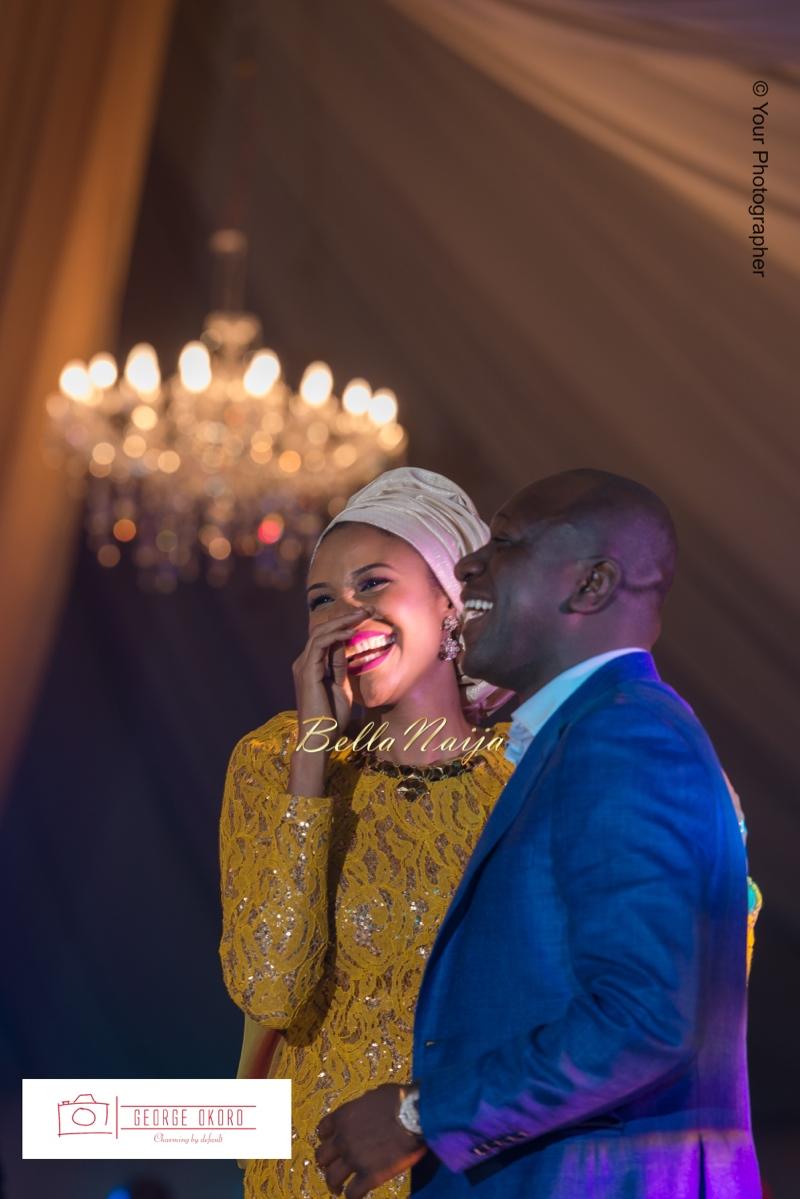 Maryam Augie & Albulmumin Jibrin | 30th Birthday | Abuja Nigeria Muslim Wedding at Blue Velvet | BellaNaija 0George Okoro-238-1v2