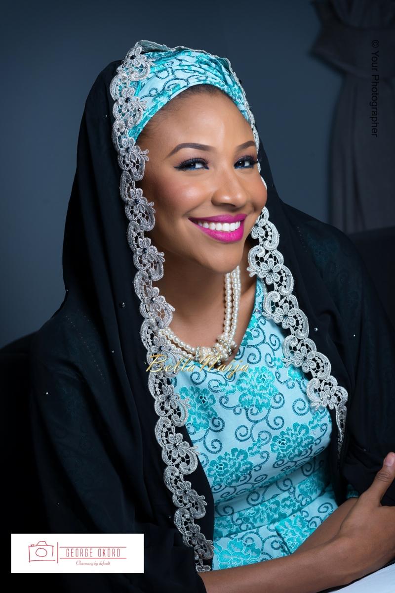 Maryam Augie & Albulmumin Jibrin | 30th Birthday | Abuja Nigeria Muslim Wedding at Blue Velvet | BellaNaija 0George Okoro-23v2