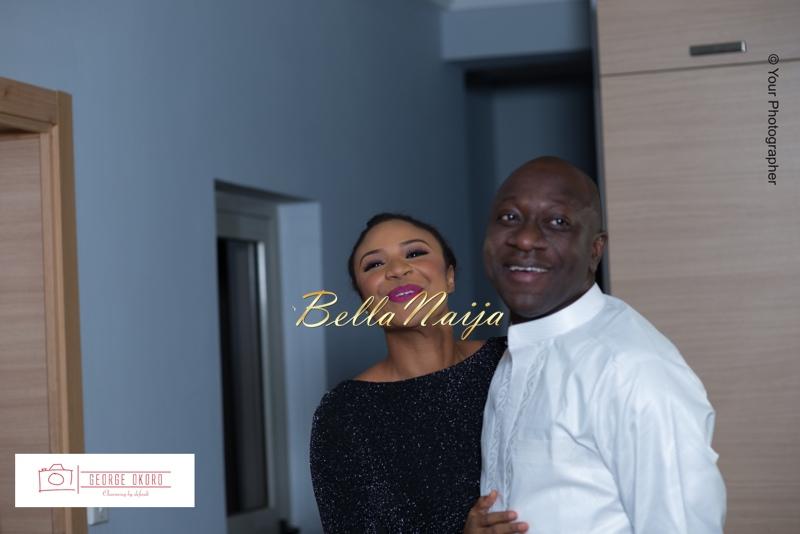 Maryam Augie & Albulmumin Jibrin | 30th Birthday | Abuja Nigeria Muslim Wedding at Blue Velvet | BellaNaija 0George Okoro-30v2