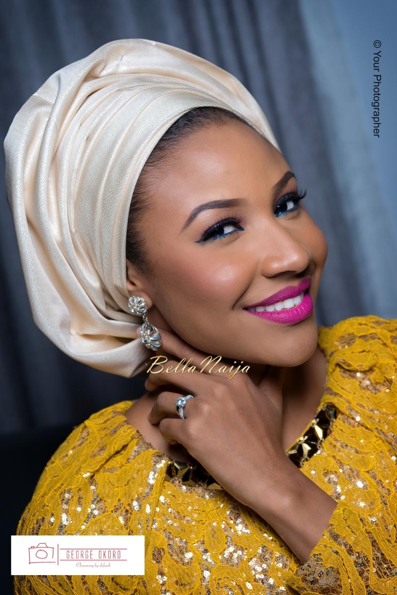 Maryam Augie & Albulmumin Jibrin | 30th Birthday | Abuja Nigeria Muslim Wedding at Blue Velvet | BellaNaija 0George Okoro-39v2