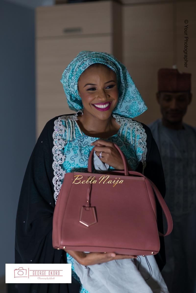 Maryam Augie & Albulmumin Jibrin | 30th Birthday | Abuja Nigeria Muslim Wedding at Blue Velvet | BellaNaija 0George Okoro-4v2