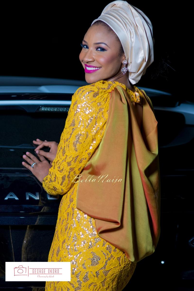 Maryam Augie & Albulmumin Jibrin | 30th Birthday | Abuja Nigeria Muslim Wedding at Blue Velvet | BellaNaija 0George Okoro-53v2