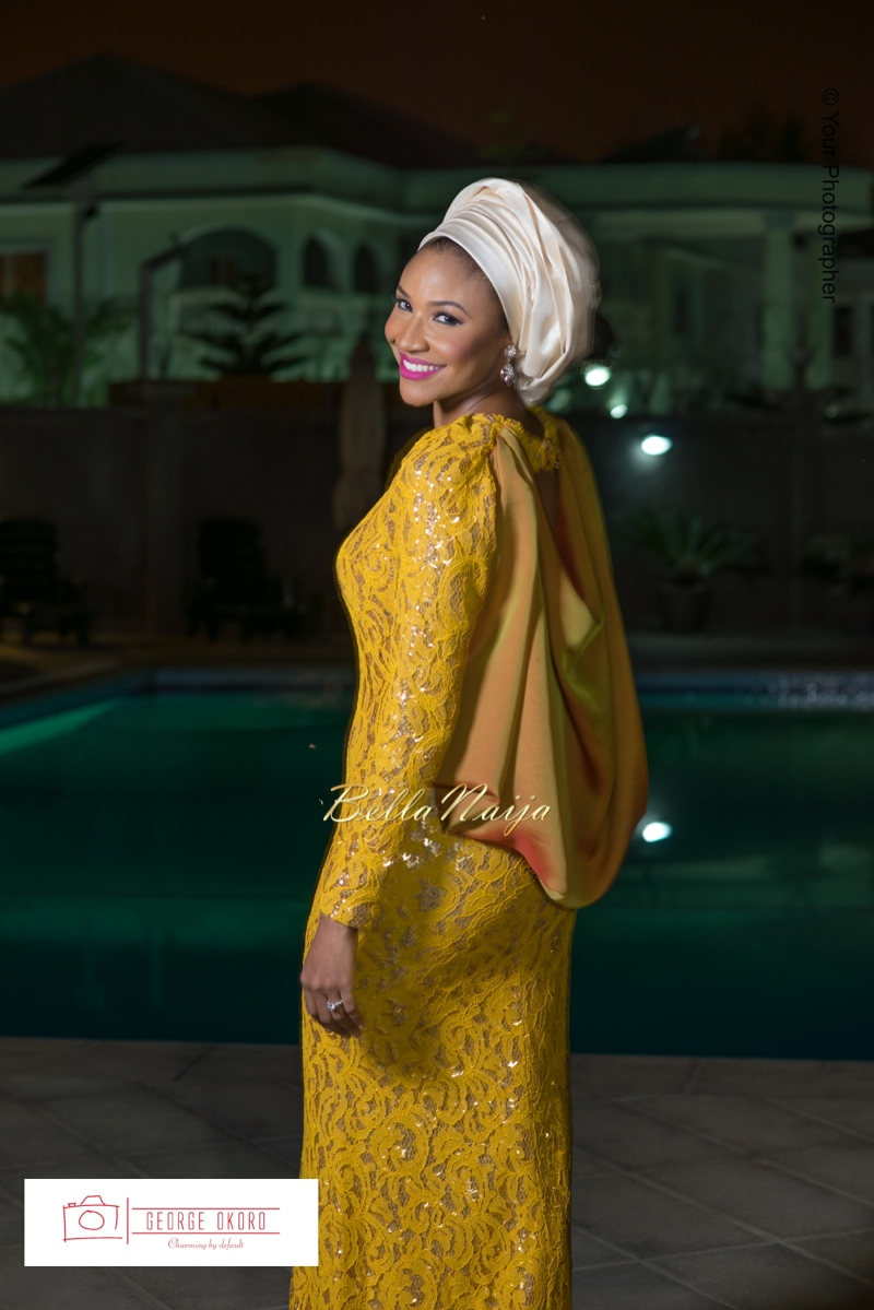 Maryam Augie & Albulmumin Jibrin | 30th Birthday | Abuja Nigeria Muslim Wedding at Blue Velvet | BellaNaija 0George Okoro-70v2