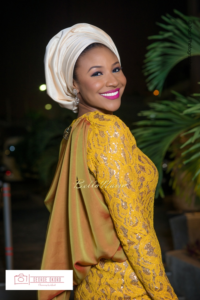 Maryam Augie & Albulmumin Jibrin | 30th Birthday | Abuja Nigeria Muslim Wedding at Blue Velvet | BellaNaija 0George Okoro-78v2