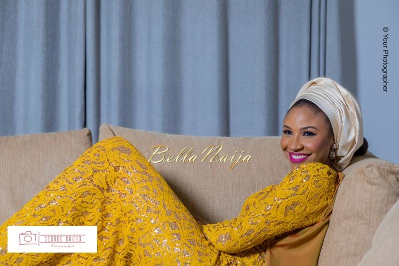Maryam Augie & Albulmumin Jibrin | 30th Birthday | Abuja Nigeria Muslim Wedding at Blue Velvet | BellaNaija 0George Okoro-80v2