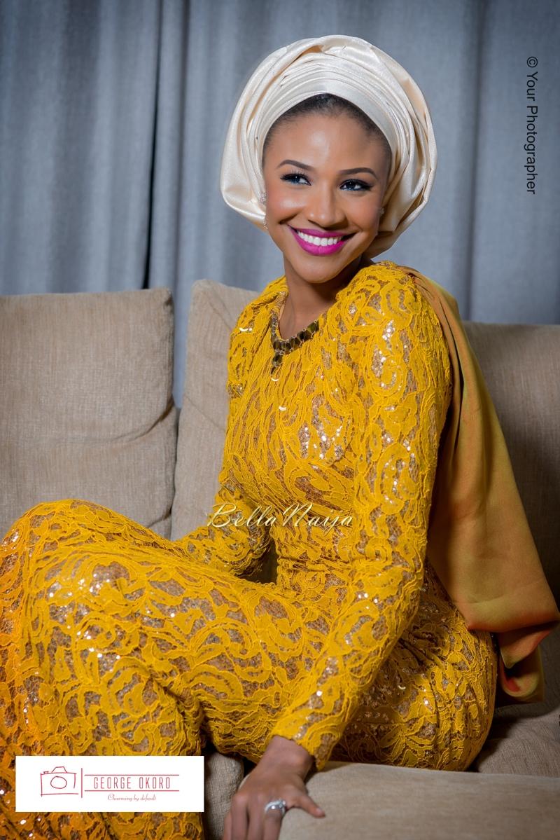 Maryam Augie & Albulmumin Jibrin | 30th Birthday | Abuja Nigeria Muslim Wedding at Blue Velvet | BellaNaija 0George Okoro-81v2